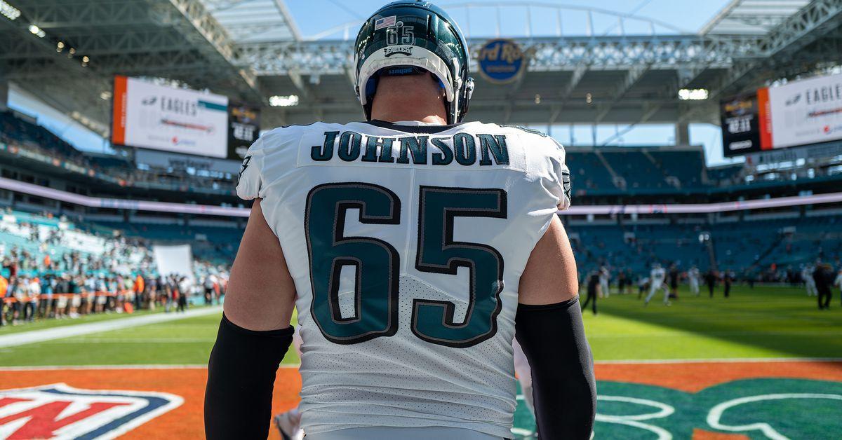 Lane Johnson added to 2020 Pro Bowl roster