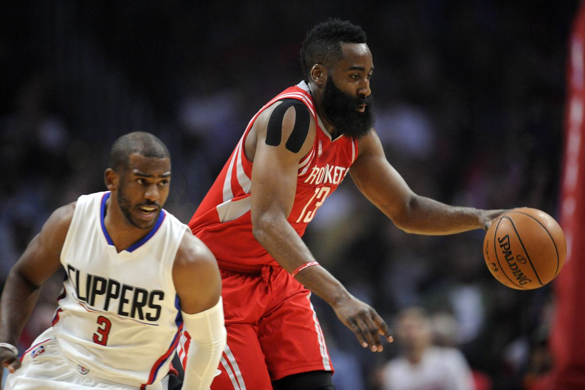 Rockets Will Consummate Chris Paul Trade With Clippers Now - The Dream Shake