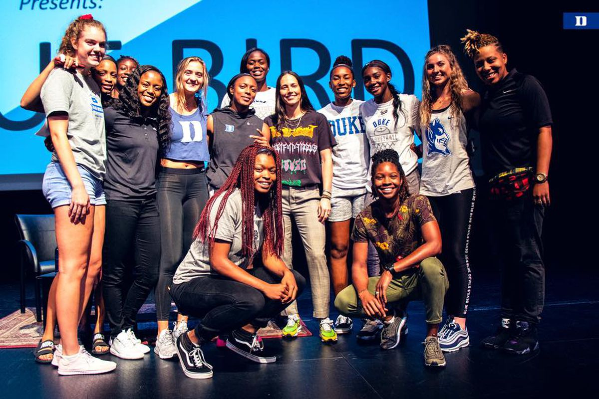 Duke in the WNBA Duke University