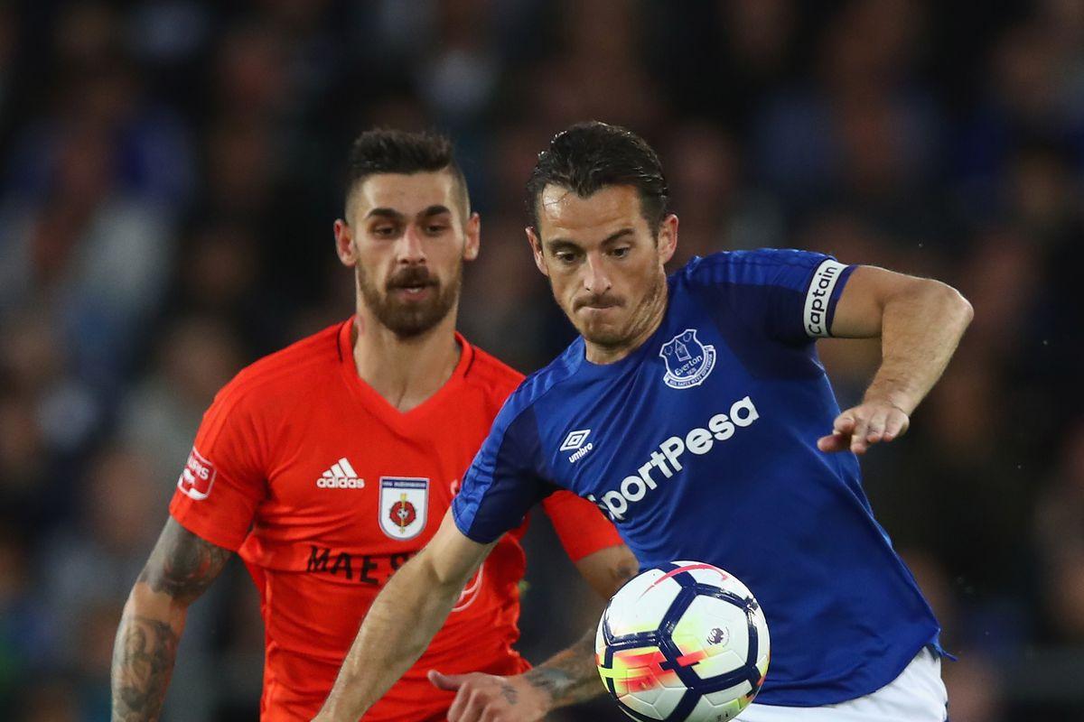 Everton v MFK Ruzomberok - UEFA Europa League Third Qualifying Round: First Leg