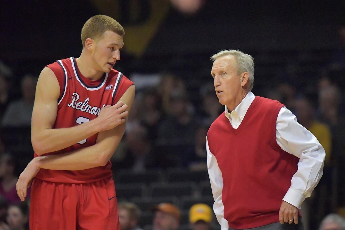 NCAA Basketball: Belmont at Vanderbilt