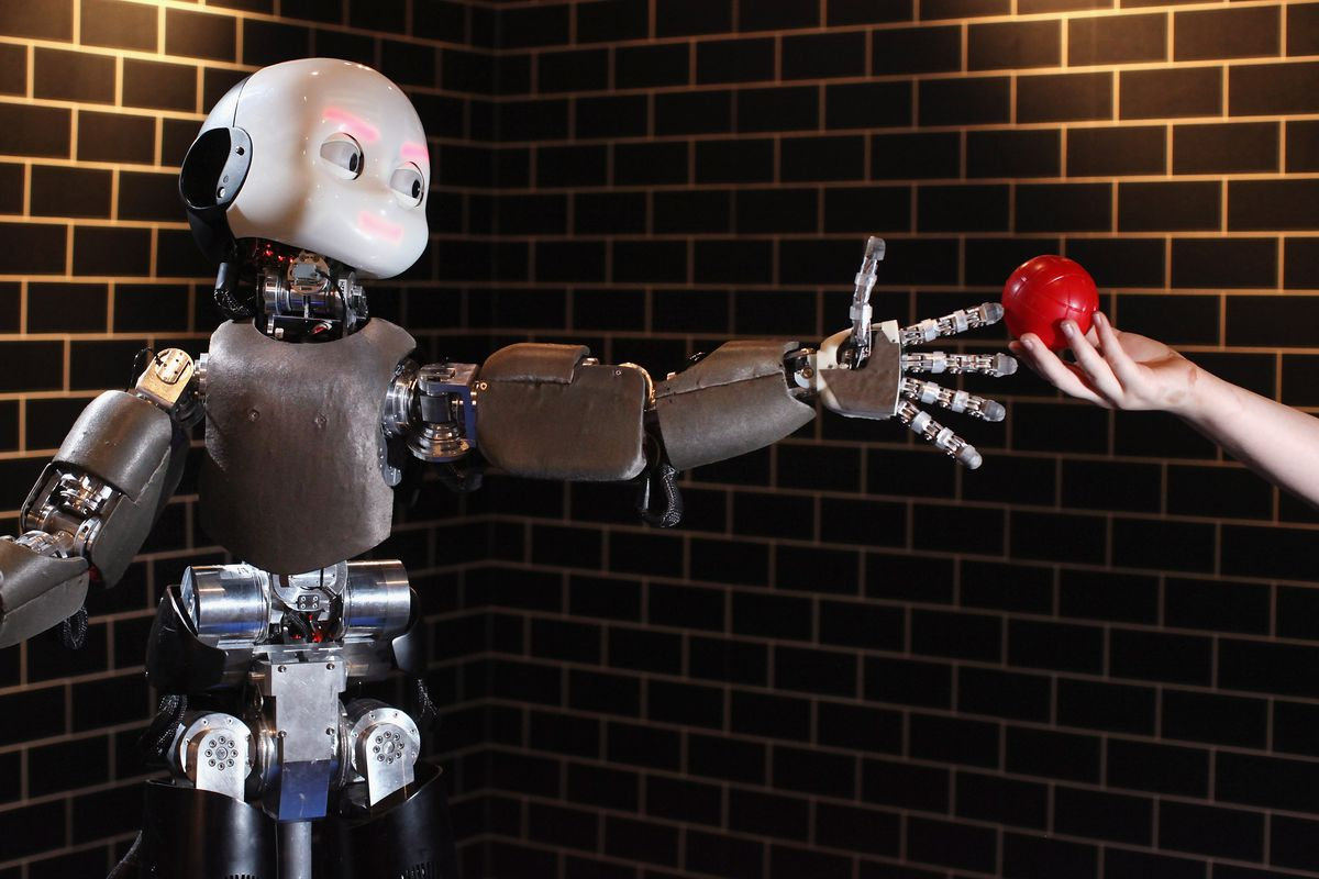 The Science Museum Unveils Their Latest Exhibition 'Robotville' Displaying The Most Cutting Edge In European Design
