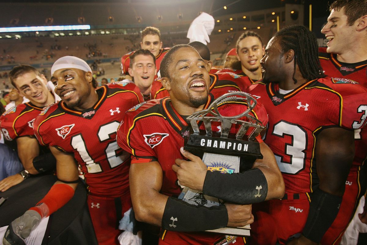 Champs Sports Bowl: Purdue v Maryland