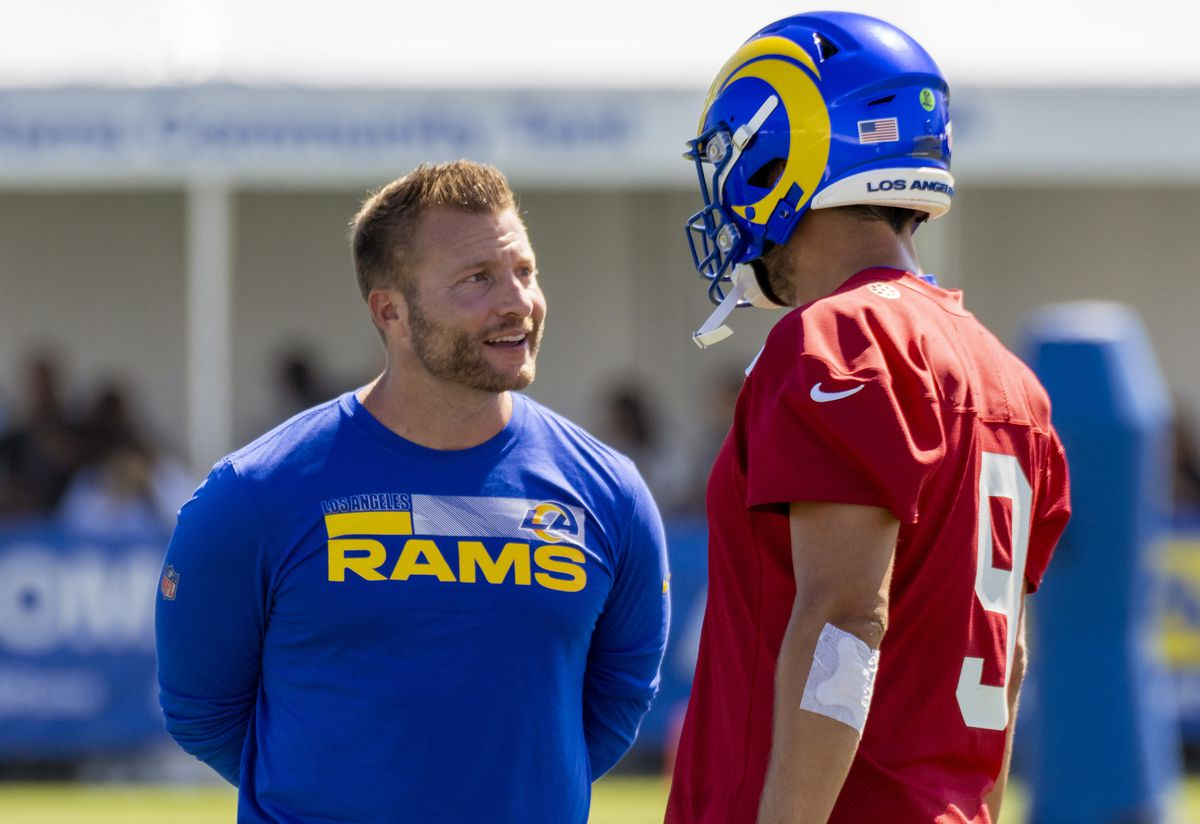 Los Angeles Rams Practice