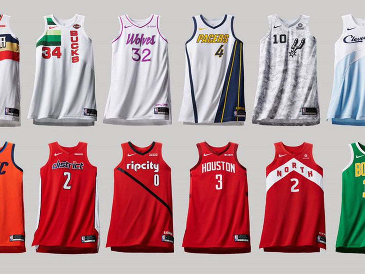 Lakers 2020 Christmas Jersey Nike's NBA Christmas jerseys aren't special anymore, and we're