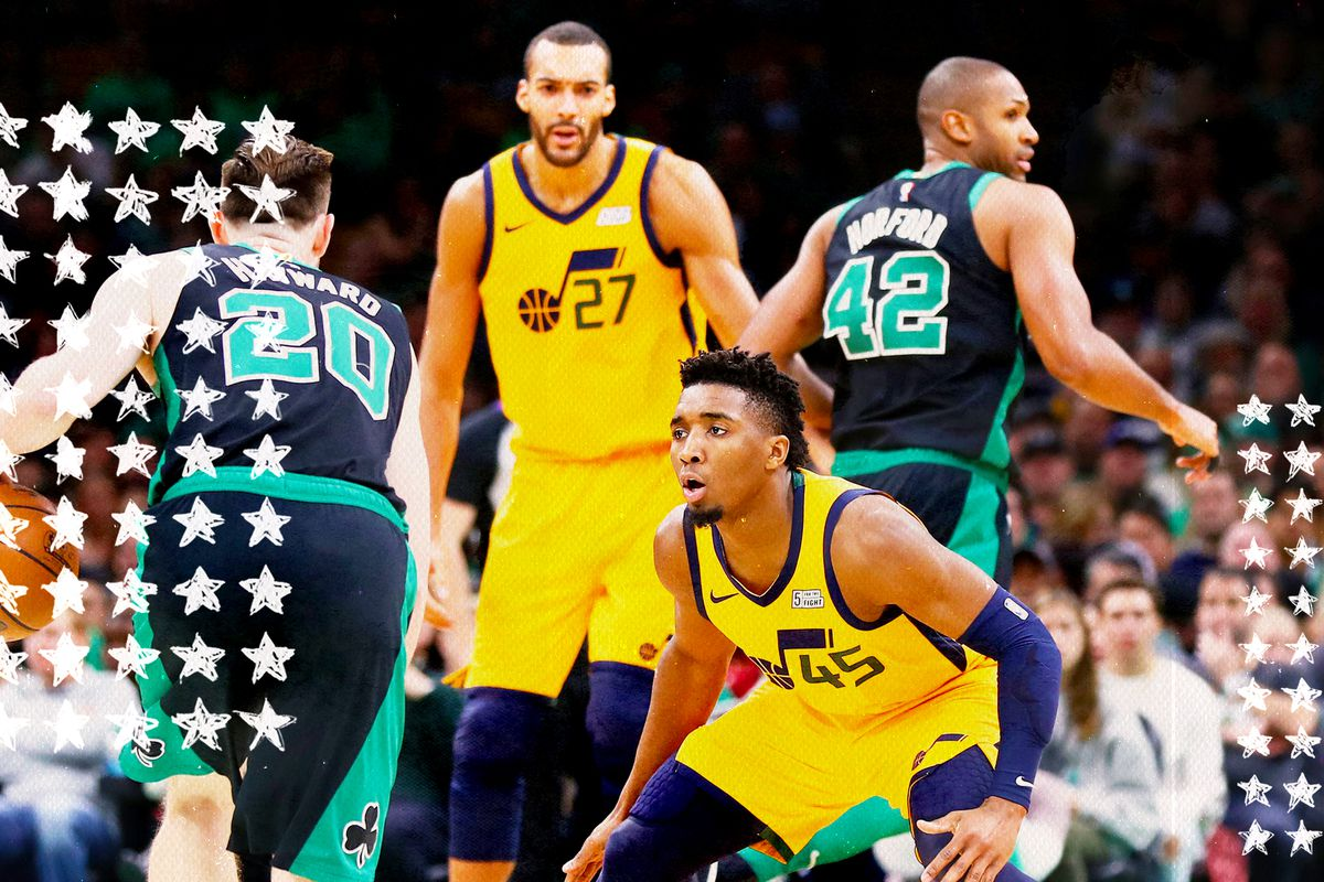 Utah Jazz Went From Losing Gordon Hayward To Building A Contender In Just 2 Years Sbnation Com