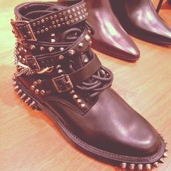 Saint Laurent Paris Spiked Boots <strong>Pain leve</strong>l: None… but comfort doesn't come cheap. <strong>Price</strong>: $2,395 <strong>What I'd sacrifice</strong>: Hey, who needs silly material possessions or nights out once you own these bad boys?