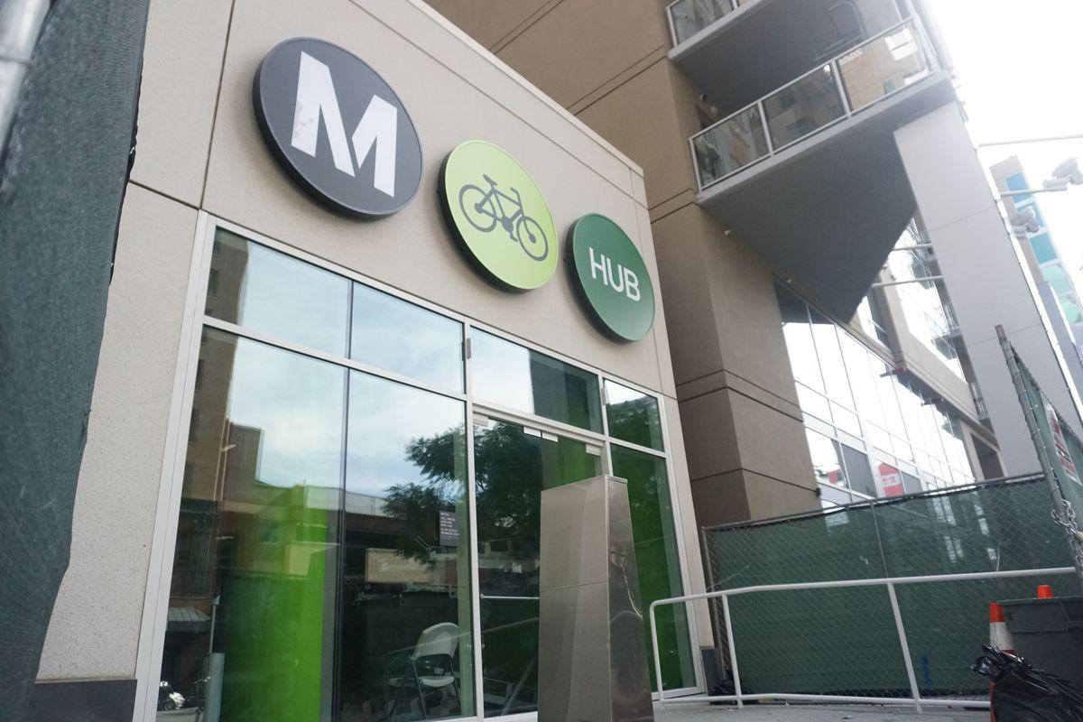 Metro bike hub