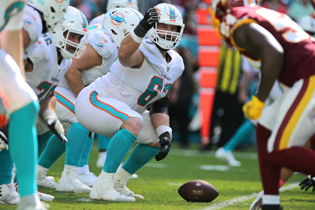 Dolphins at Bills injury report: Miami without safety, shuffling offensive line again