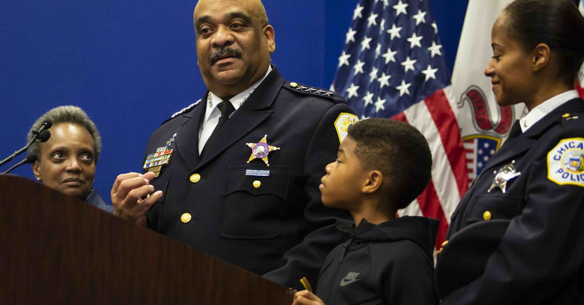 Fired CPD Supt. Eddie Johnson and ousted Law Department spokesman land on city's do-not-hire list