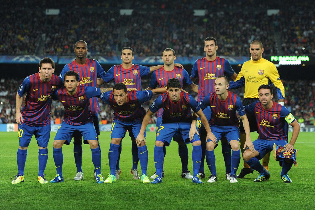 Fc Barcelona 2011 2012 The Current Season Progress Barca Blaugranes