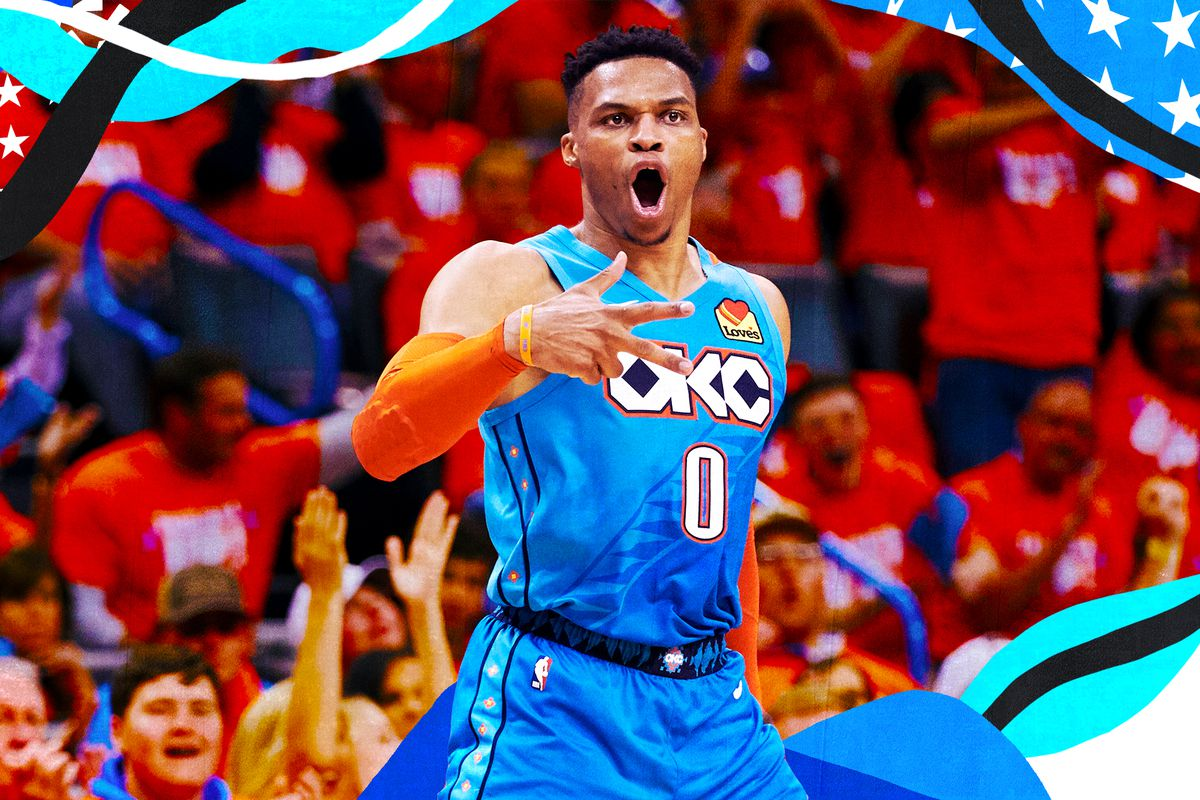 d6a69a99285 Russell Westbrook NBA playoff struggles begin with himself ...