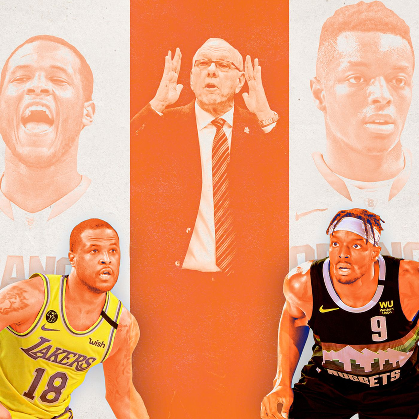Syracuse S 40 Year Nba Finals Drought Is About To End The Ringer