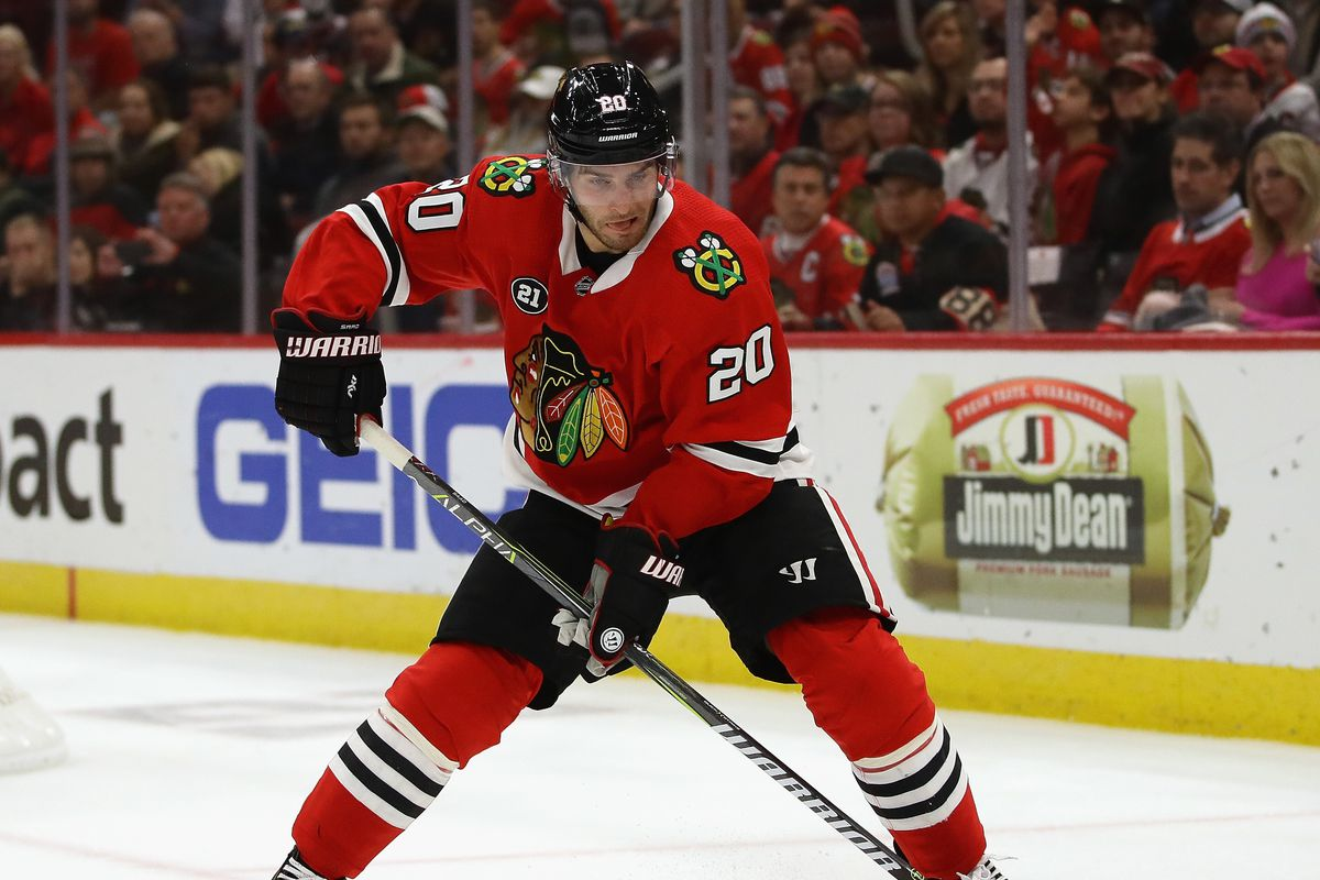 Terrific Blackhawks Brandon Saad Received About 15 Stitches After Dailytribune Chair Design For Home Dailytribuneorg