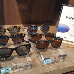 Stylish specs wearers can snap up TOMS's Zeiss-outfitted frames.