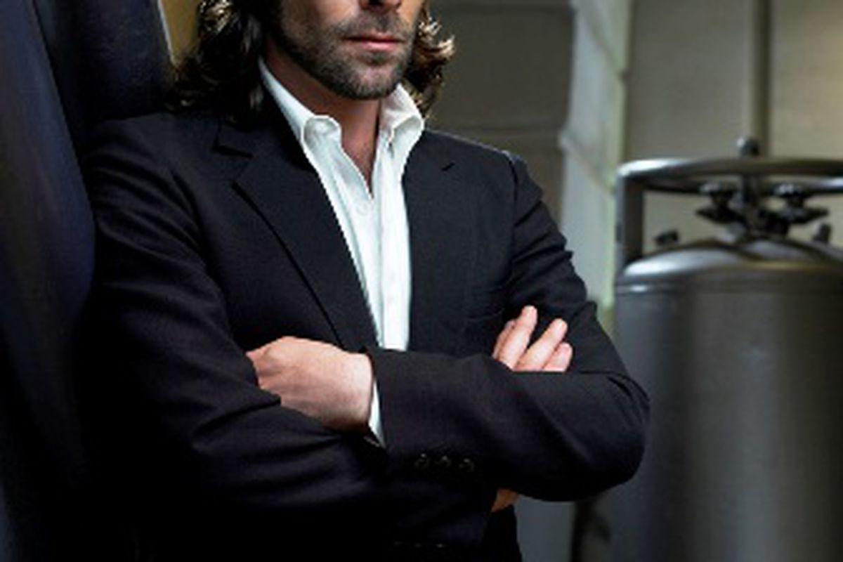 """Gaius Baltar, BSG Baddie via <a href=""""http://www.joshculotta.com/college/webfinal/images/Baltar_Season_3.jpg"""">www.joshculotta.com</a>"""