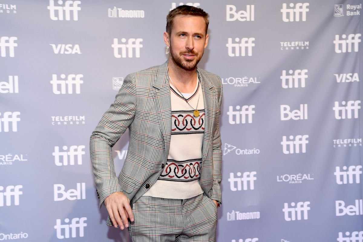 2018 Toronto International Film Festival - 'First Man' Press Conference