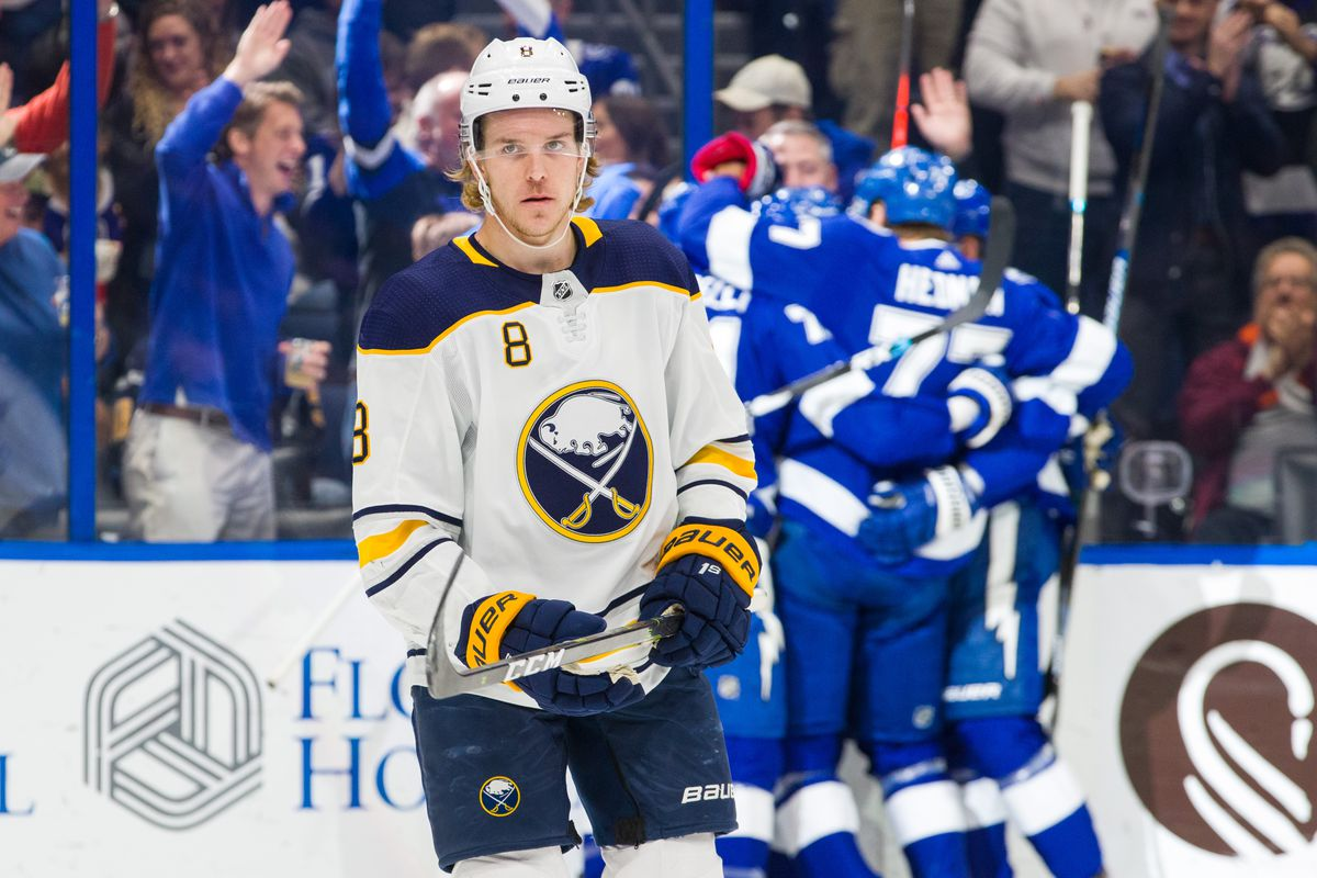 A Few Things The Buffalo Sabres Are Bad At and How They Can Fix It