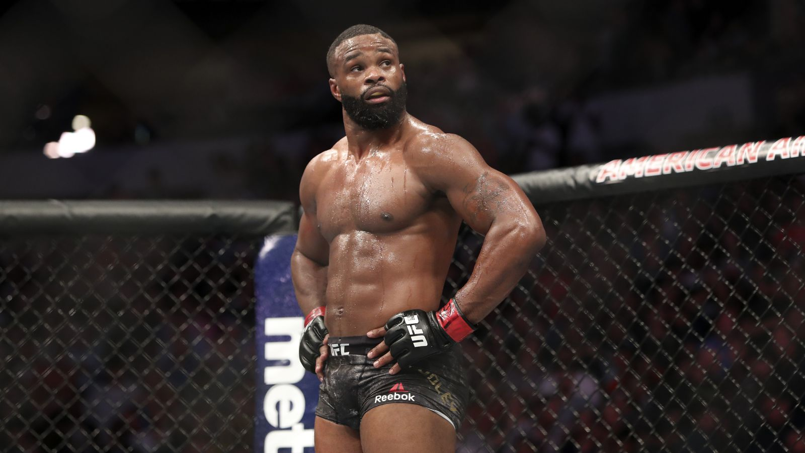 Lil' Conor McGregor stayed at lightweight to avoid getting smashed by Tyron Woodley