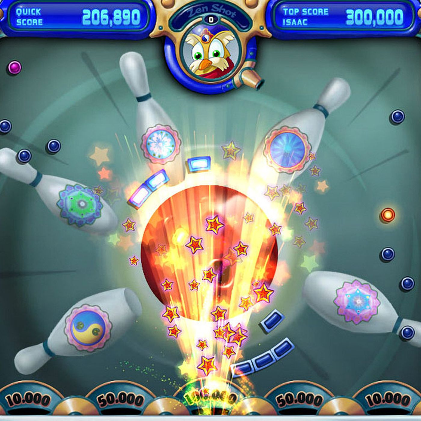 Peggle is free to download on PC, Mac for a limited time