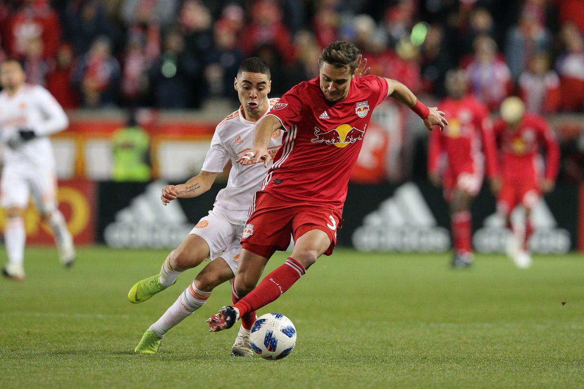 MLS: Atlanta United FC at New York Red Bulls