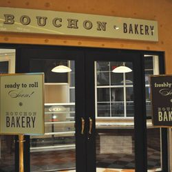 Another look at the coming Bouchon Bakery.