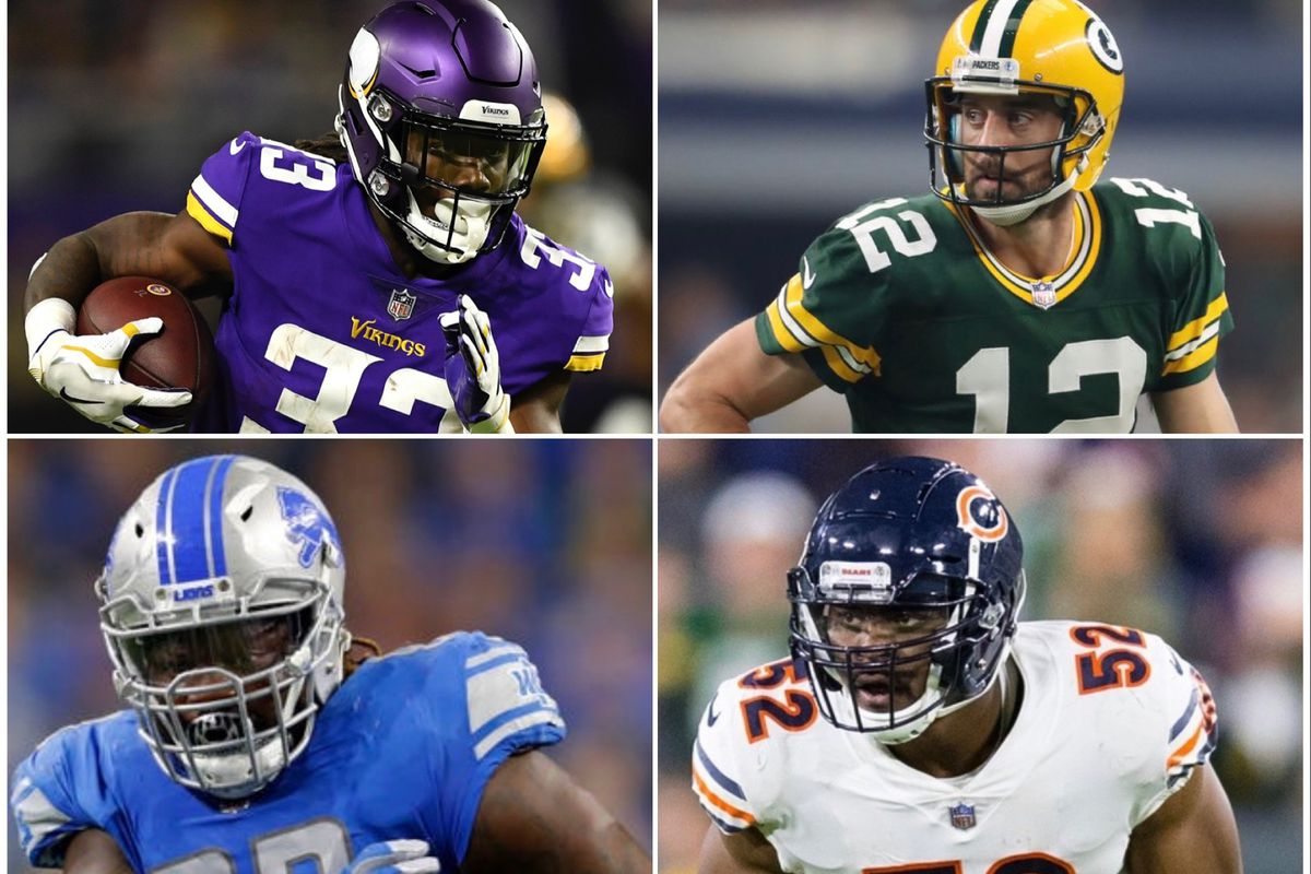 NFC North: Previewing the NFL's Toughest Division - Daily