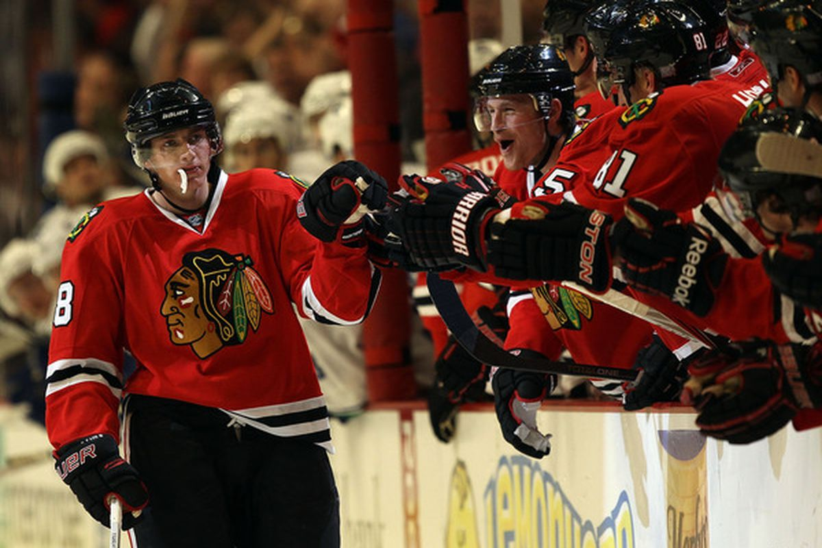 You're allowed to just beat goalies clean Kaner.  You don't always have to score these stealth goals...