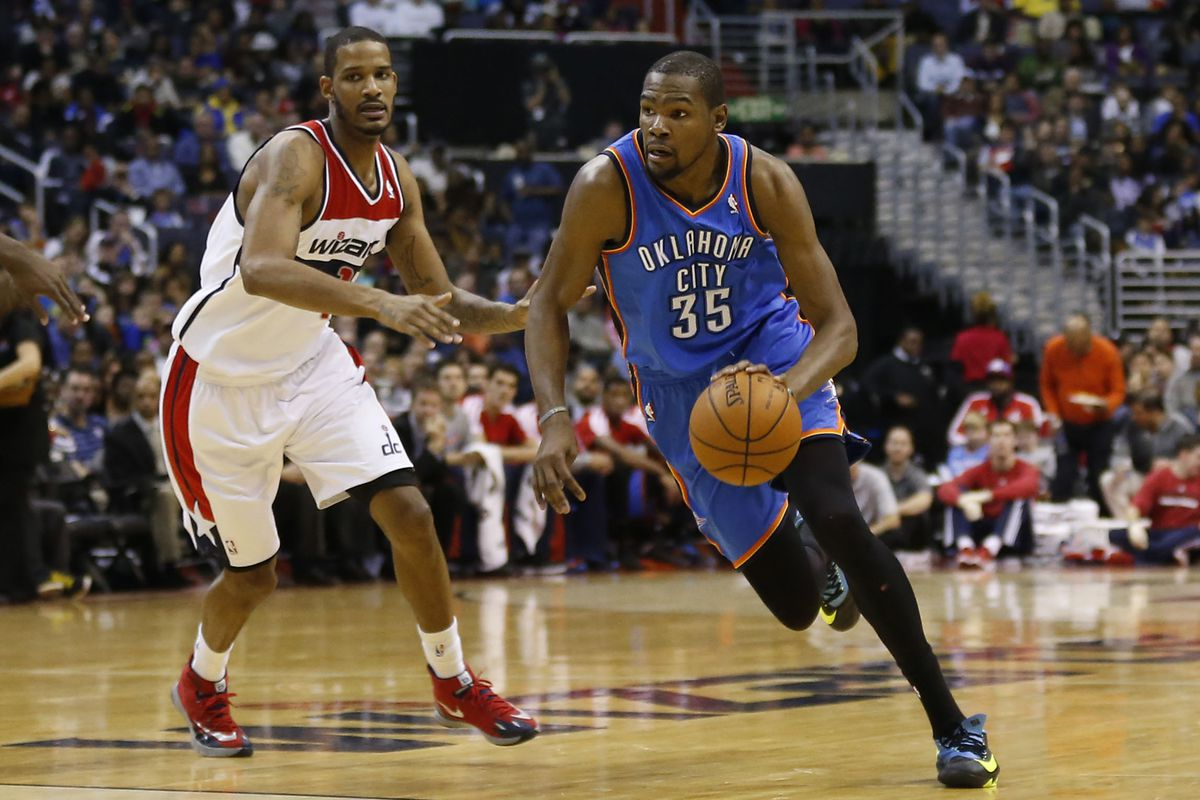 f9aa77b70 Could Kevin Durant go home in 2016  - SBNation.com