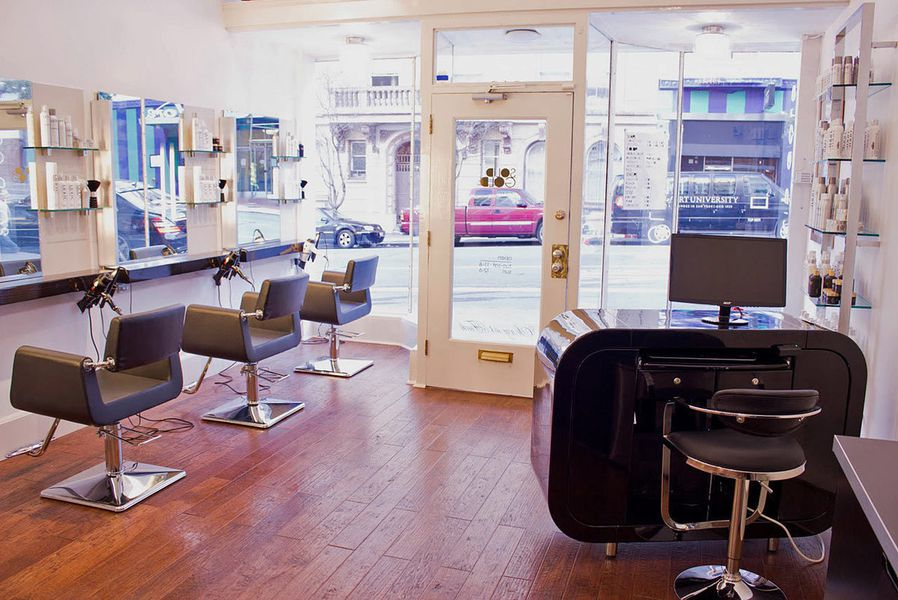 Eight san francisco salons for the perfect summer haircut for Solid salon