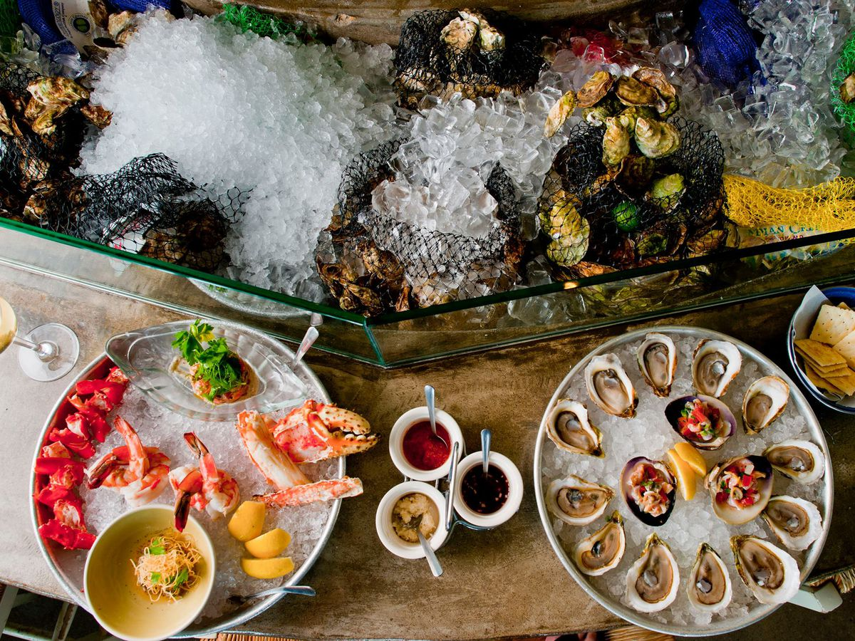 13 of austin 39 s best seafood restaurants eater austin for Best fish restaurants