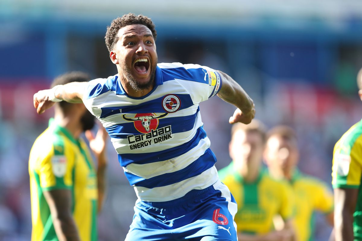 Liam Moore Confirmed As New Reading FC Club Captain - The Tilehurst End