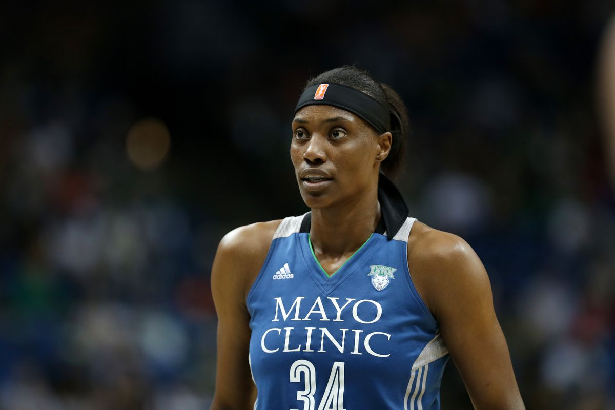 Reigning WNBA MVP Sylvia Fowles is studying to be an
