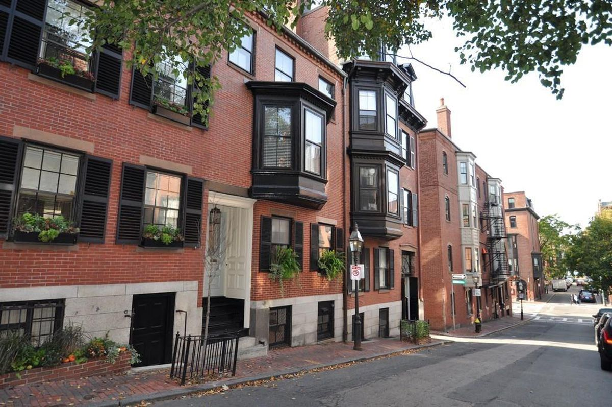 Mapping the Civil War in the Hub 150 years after its end [Curbed Boston]; Beacon  Hill ...
