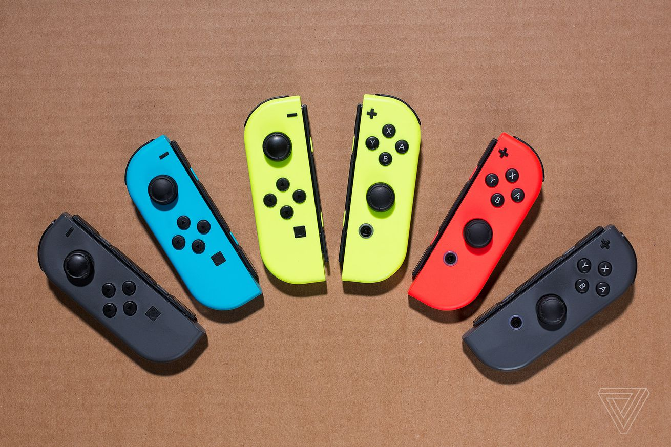 nintendo switch joy con controllers are 30 percent off at newegg