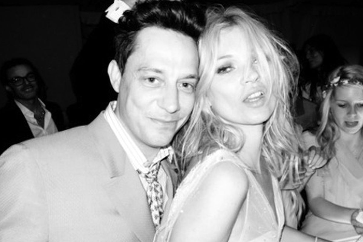 Kate Moss Wedding.Unveiled Terry Richardson S Snapshots From Kate Moss Wedding Racked