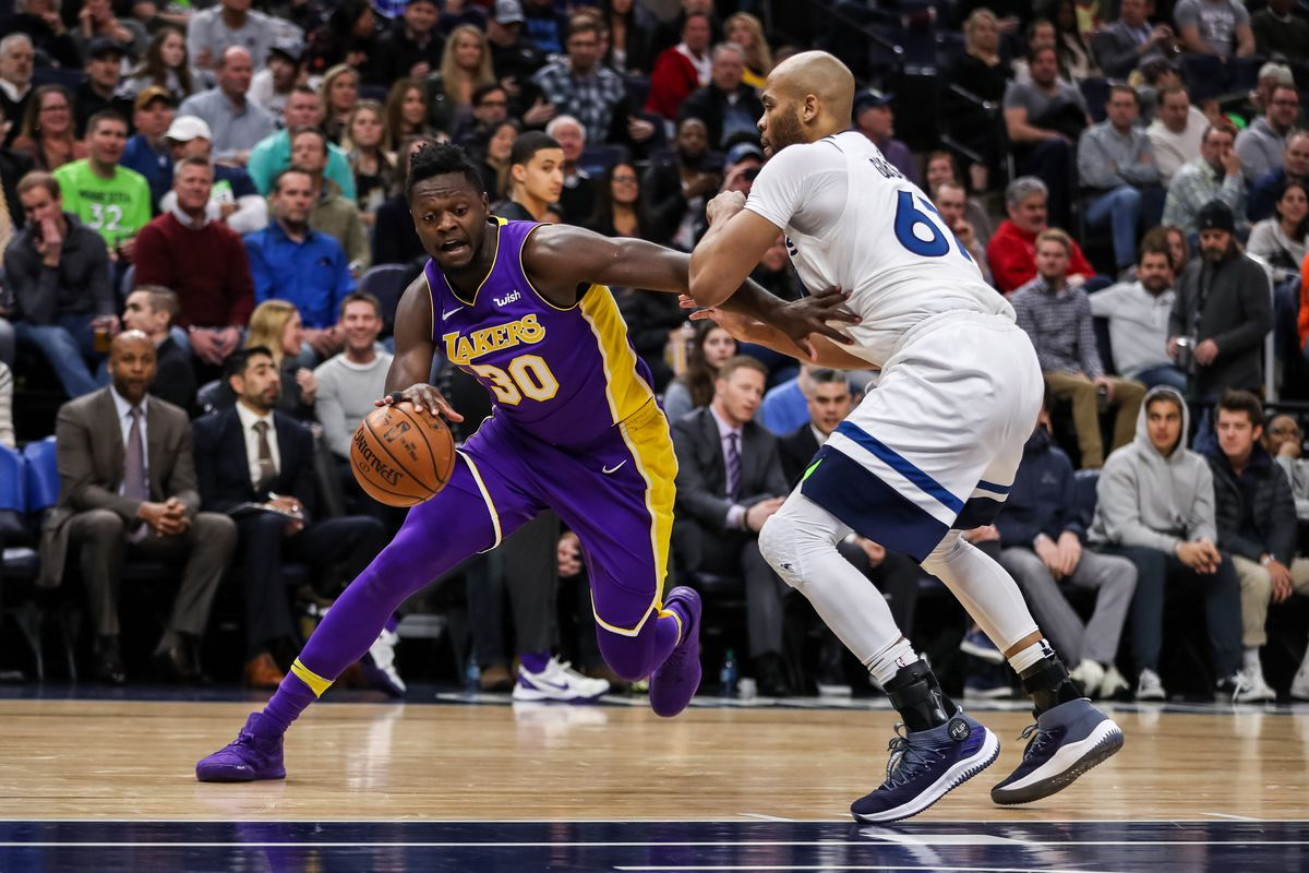 Lakers Vs. Timberwolves Final Score: Young Lakers Bullied