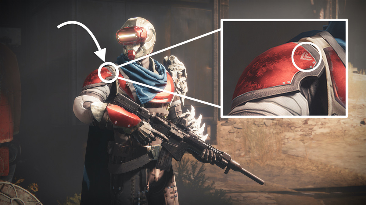 Shaw Han and the Uldren symbol in Destiny 2: Beyond Light