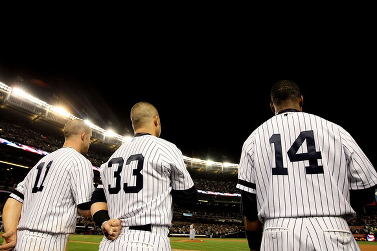 These are my outfielders and I want them back.
