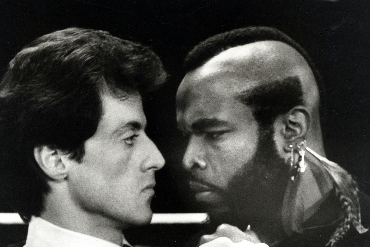 """""""Rocky III"""" Press Conference - March 27, 1981"""
