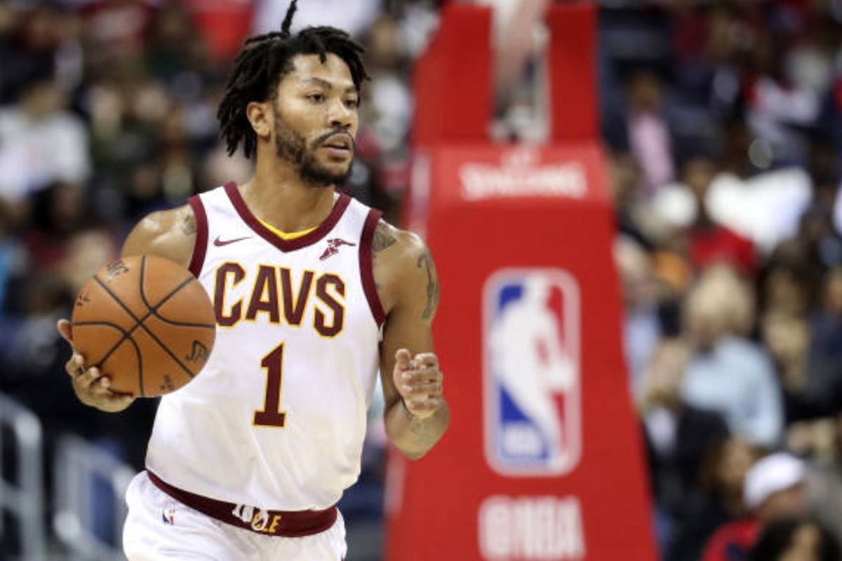 7fef59ed5cef Derrick Rose is expected to return to the Cleveland Cavaliers soon