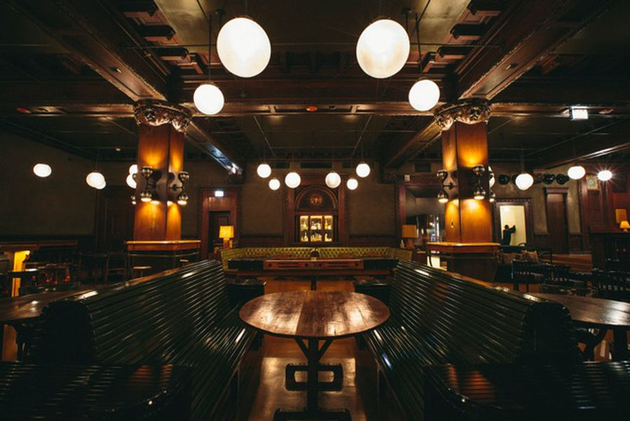 Chicago Athletic Hotel Game Room