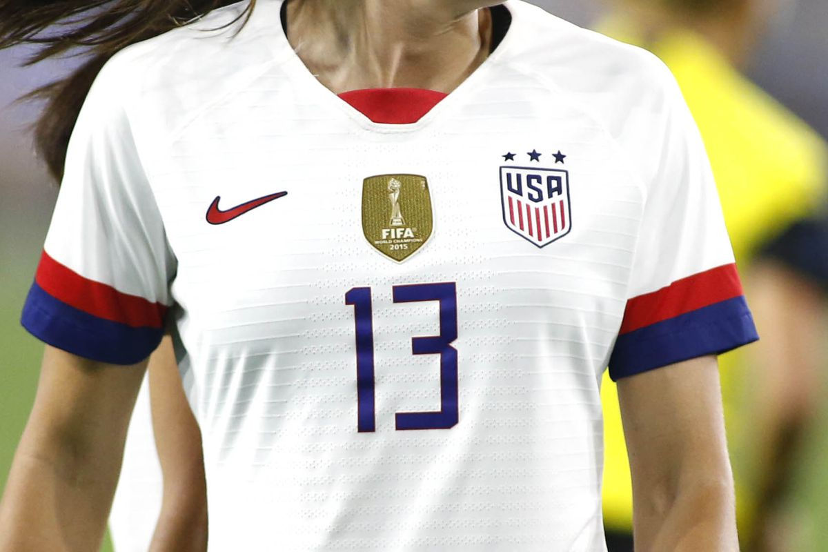 72b95ab1d5d Show me the merch  what s going on with the USWNT s World Cup jersey sales
