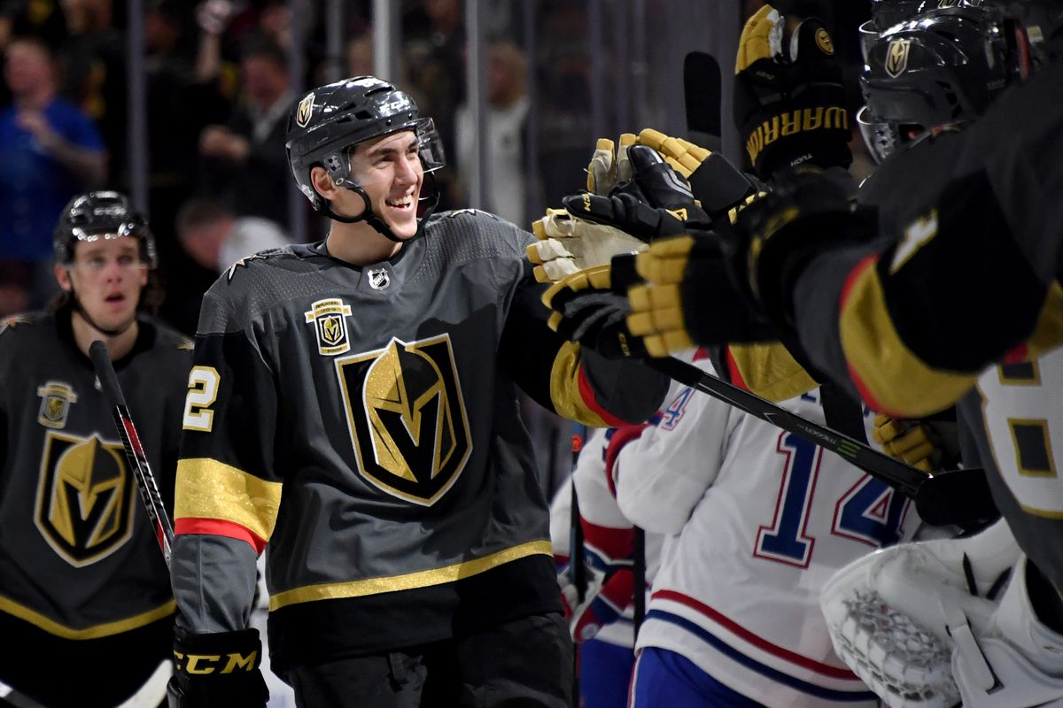 Canadiens vs. Golden Knights Top Six Minutes  Let it stay in Vegas ... 0f4c0b55f