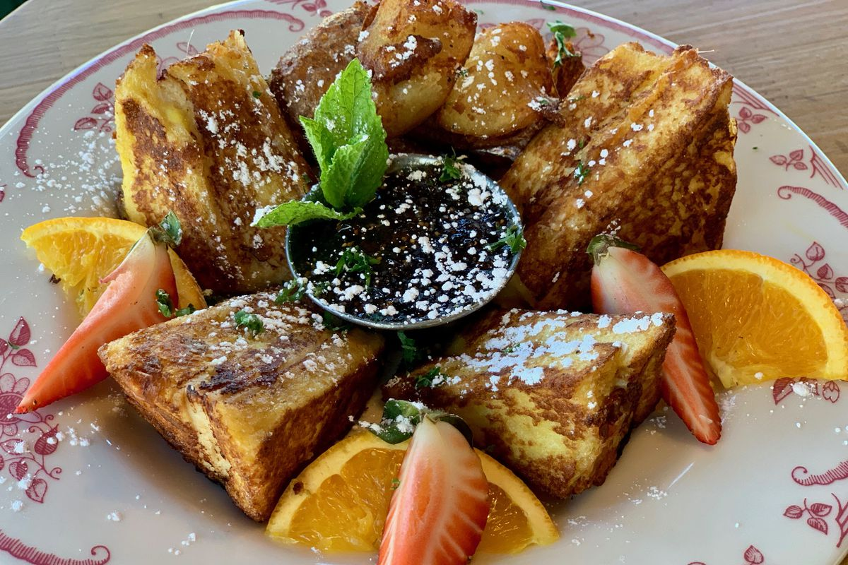 Mymy Team Opens Mission Brunch Restaurant Plain Jane Eater Sf