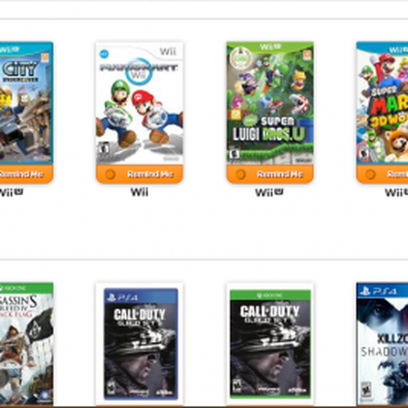 redbox online rental service to begin offering wii u ps4 and xbox