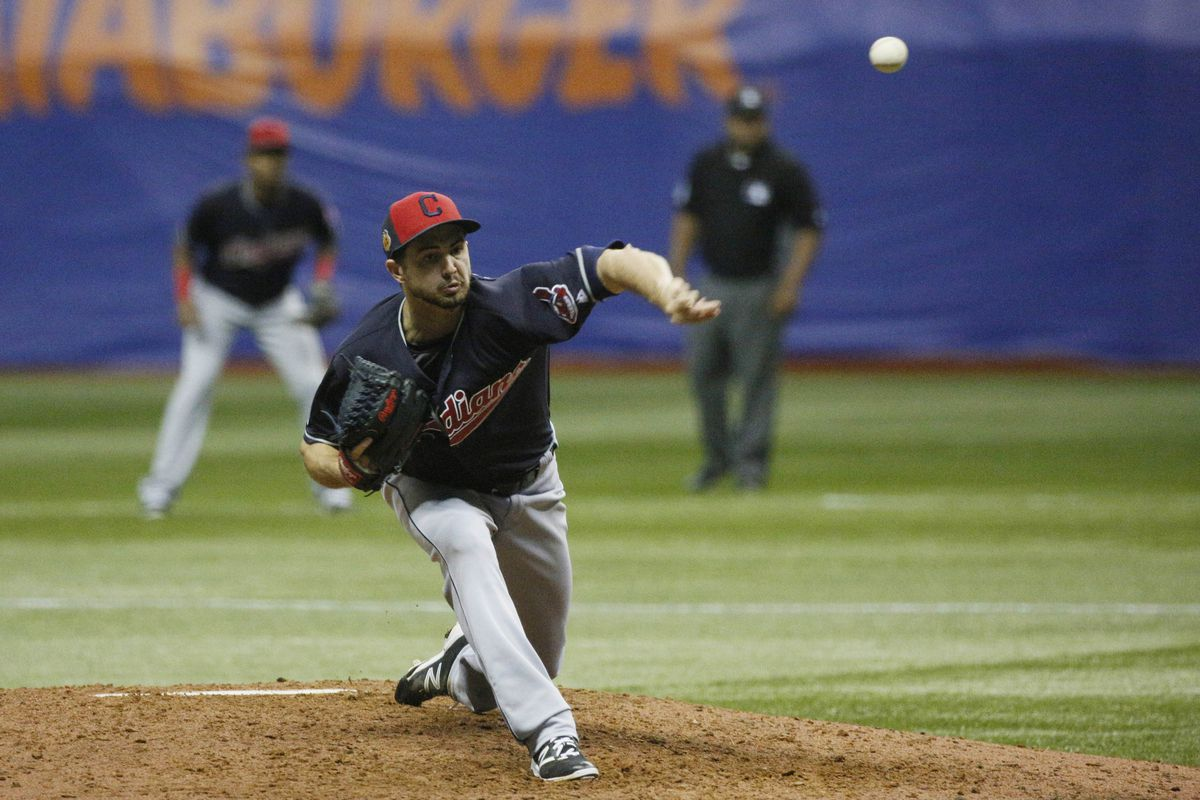 MLB: Spring Training-Cleveland Indians at Texas Rangers
