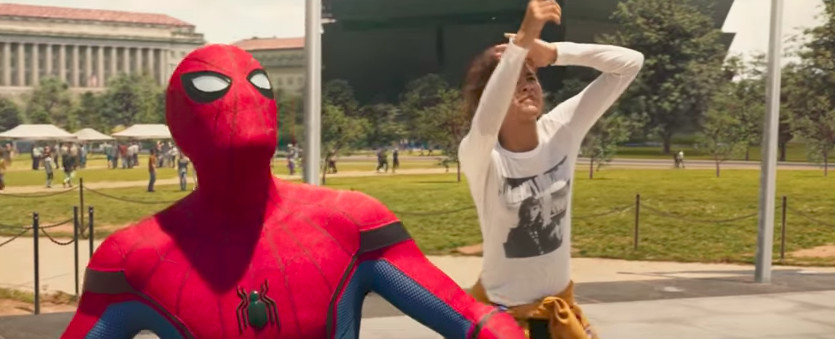 Pay Attention to the Slogan Tees in Spider-Man: Homecoming - Racked
