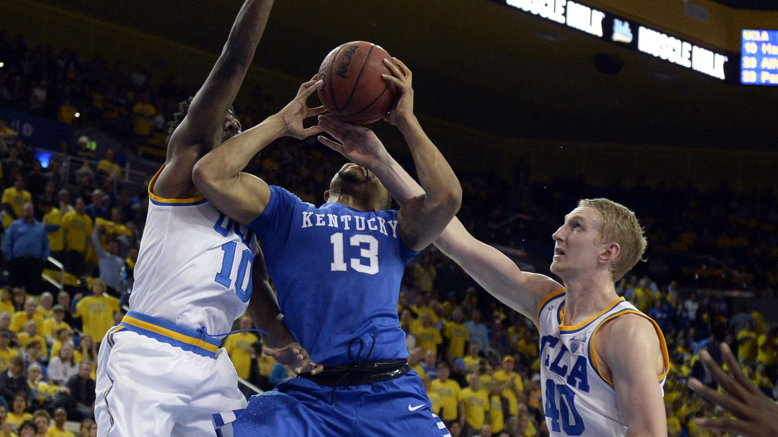 Uk Basketball: How To Watch #11 UCLA At #1 Kentucky: Game Time, TV, Radio