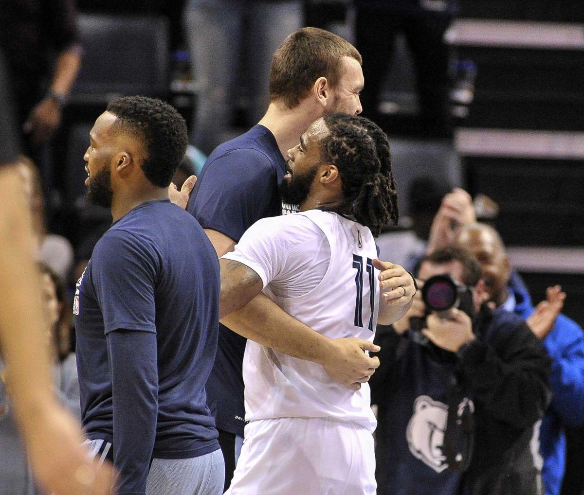 NBA: Minnesota Timberwolves at Memphis Grizzlies